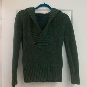 Banana Republic Pull Over Hoodie Size M
